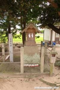 万九千(まんくせん)神社(出雲市斐川町併川)11