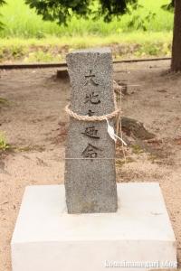 万九千(まんくせん)神社(出雲市斐川町併川)13