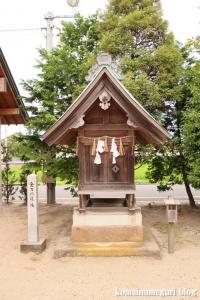 万九千(まんくせん)神社(出雲市斐川町併川)21