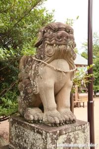 万九千(まんくせん)神社(出雲市斐川町併川)29