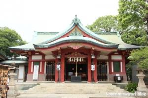 品川神社21