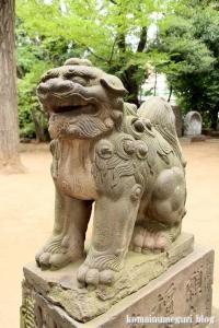 品川神社11
