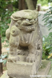 品川神社17