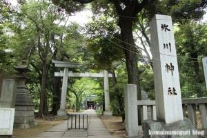 赤坂氷川神社2