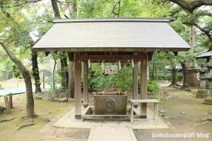 赤坂氷川神社9