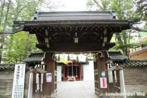 赤坂氷川神社25