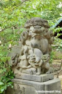 赤坂氷川神社8