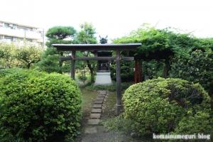 大塚第六天神社(志木市幸町)4