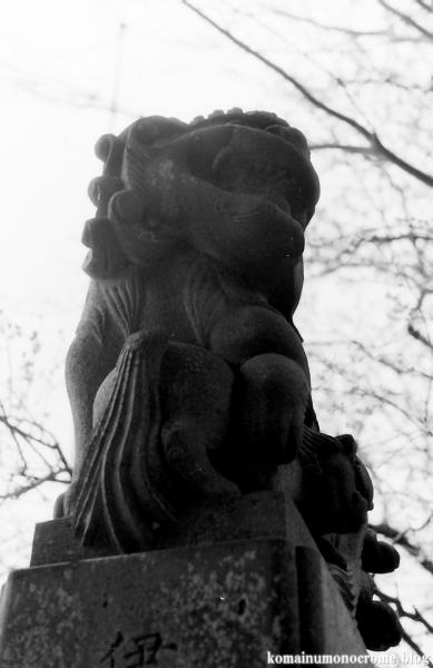 喜多見氷川神社(世田谷区喜多見)2