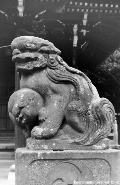 八幡神社(狛江市岩戸南)1