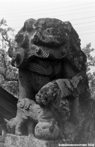 天神社(羽生市上新郷)2