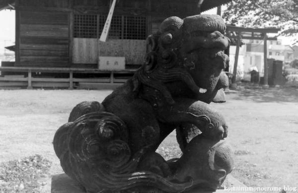 大道神社(越谷市大道)3