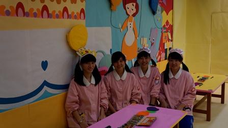 鴻巣女子文化祭(保育科)