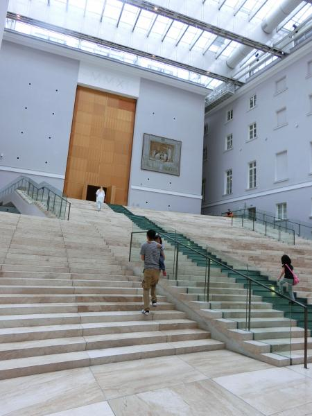 エルミタージュ美術館 新館2