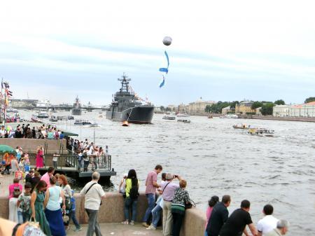 サンクトペテルブルク お祭り5