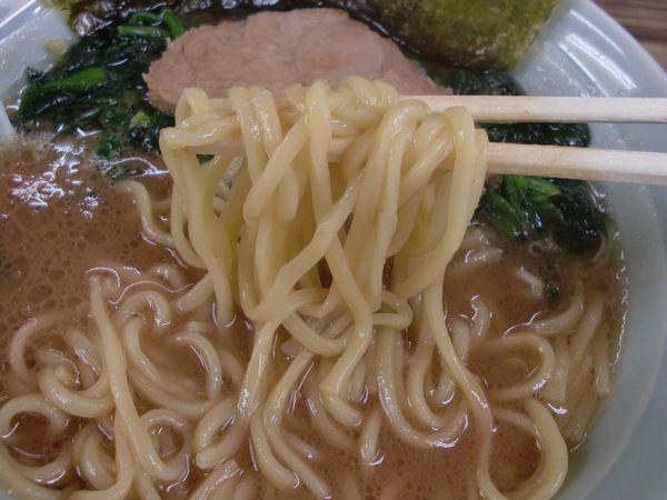 武源家@三田・20151001・麺