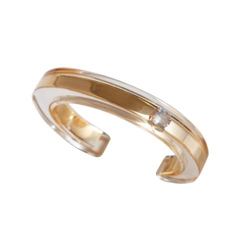 JUTIQU GLAM BANGLE 1 GOLD( ジュティク グラム バングル 1 ゴールド)JUTIQU(ジュティーク)