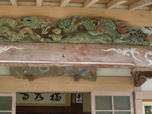 福泉寺・彫刻