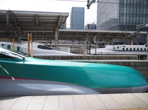 東北新幹線 E5系 はやぶさ5号