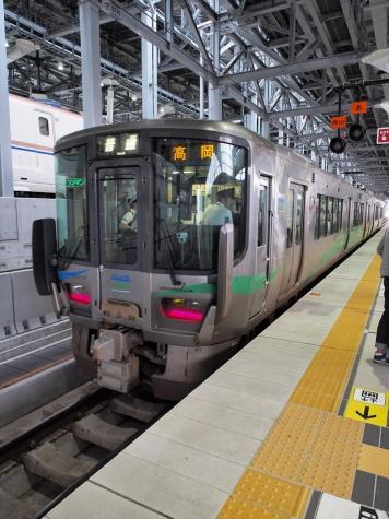 あいの風とやま鉄道 521系電車