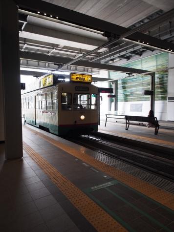 富山地方鉄道 富山市内軌道線 7000形 電車