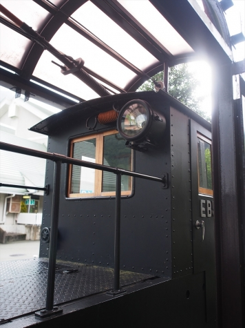黒部専用鉄道 EB5 電気機関車