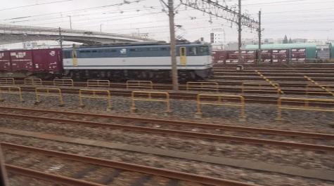 越谷貨物ターミナル駅