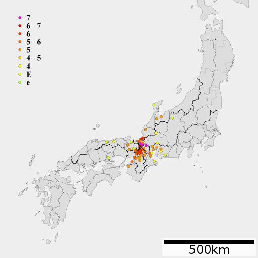 【大地震】江戸時代の京都・五条大橋で震度6強だったと推定…近畿北部が震源、2つ連続で発生した「若狭地震」