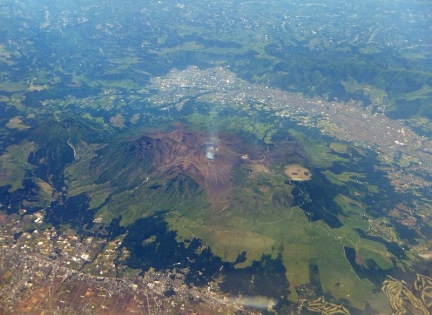 阿蘇山・破局噴火の可能性…専門家「眠れる巨大断層がついに動きだした」 「事態が変わった」
