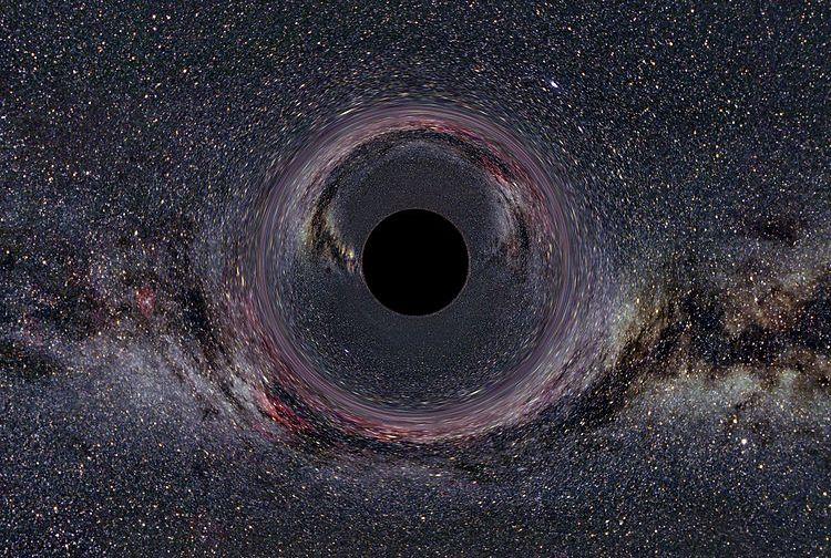 【並行世界】ホーキング博士「ブラックホールの先には別宇宙があり、異世界へ辿りつく」
