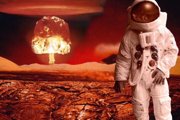 イーロン・マスク「火星へ核爆弾を投下することが、人類の居住のために最も簡単な方法だ」とアイデアを提案