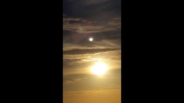【ニビル】太陽の近くに「謎の巨大な物体」が現る!動画で撮影…12月までに地球に襲来すると海外で予言