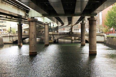 【東京】東証近くを流れる日本橋川でセシウム452ベクレル検出…首都圏の河川や東京湾などの汚染実態