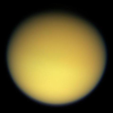 土星の衛星タイタンに巨大で長い寿命をもった生命体が存在する…アメリカとドイツの学者らが発表