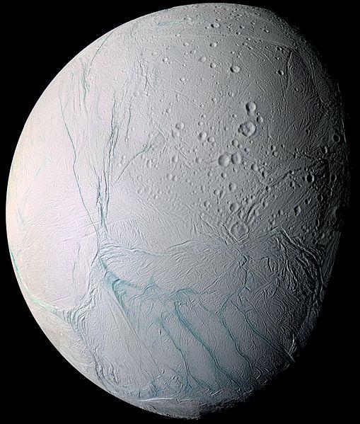 土星・衛星エンケラドスの海底・熱水孔付近に「原始生物」の可能性