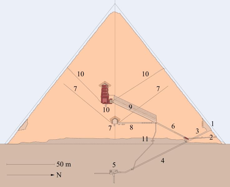 【ピラミッド】ツタンカーメンの墓を調査「21世紀の大発見」になる可能性