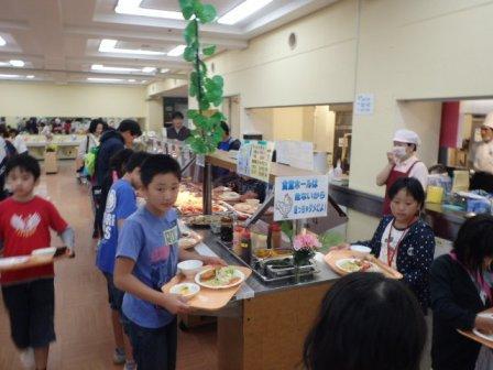 若狭湾夕食1