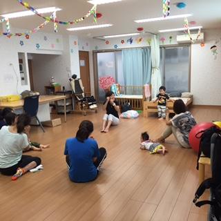 親子体操コーディネーショントレーニングIMG_0561
