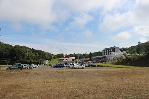 信越五岳トレイルランニングレース2015の応援に行ってきました