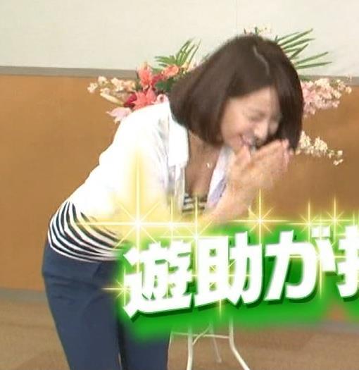 長野美郷 柔らかそうなおっぱいチラリキャプ画像(エロ・アイコラ画像)