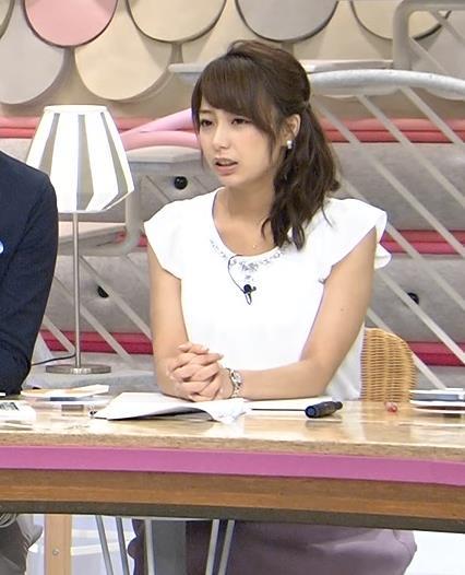 宇垣美里 嫌そうな表情もかわいいキャプ画像(エロ・アイコラ画像)