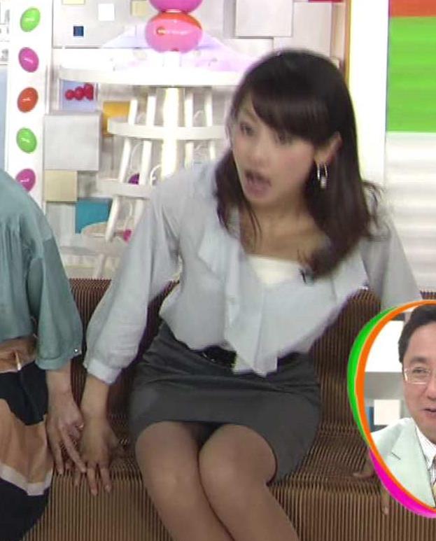 加藤綾子 パンチラキャプ・エロ画像2