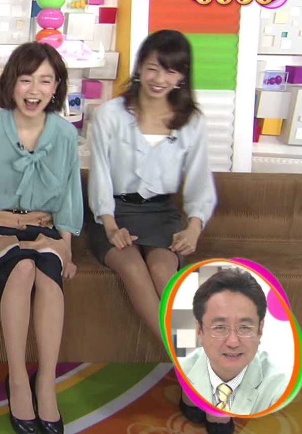 加藤綾子 パンチラキャプ・エロ画像5