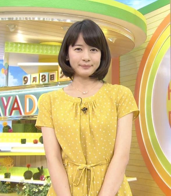 宇内梨沙 TBS女子アナもかわいい子が多いキャプ画像(エロ・アイコラ画像)