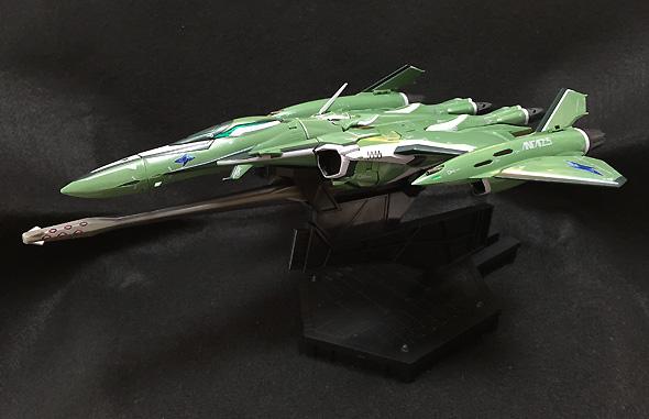 DX超合金 VF-27βルシファーバルキリー ニューヘッドプラス(一般機/グレイス機)