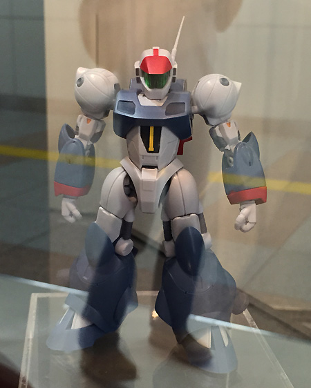 ROBOT魂 銀河漂流バイファム [SIDE RV] バイファム (ツインムーバー装備) 約125mm ABS&PVC製 塗装済み可動フィギュア