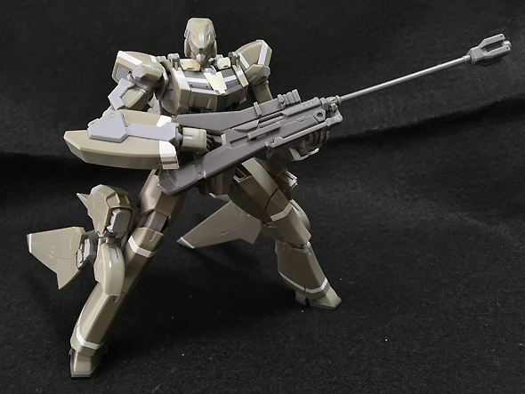 ヴァリアブルアクション アルドノア・ゼロ KG-7 アレイオン 宮沢模型流通限定 約140mm 塗装済み可動フィギュア