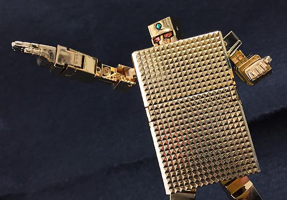 超合金魂 GX-32 ゴールドライタン