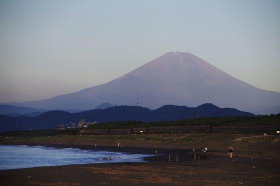 2015/09/30 湘南 茅ヶ崎の海