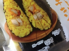 サンドおむすび タンドリー風チキン